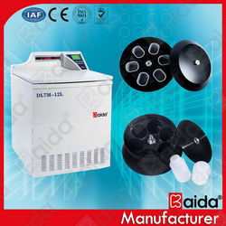 DL7M-12L refrigerated centrifuge blood bank equipment