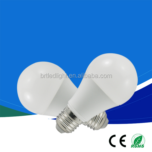 bulk buy from china 7W 9W 12W E27 B22 2800K-6500K LED Bulbhue e17 candelabra led bulb