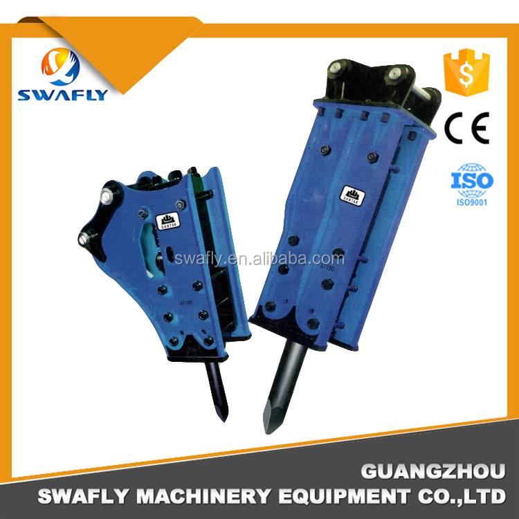 High Quality ST200T Rock Breaker Hammer Hydraulic Breaker for Excavator