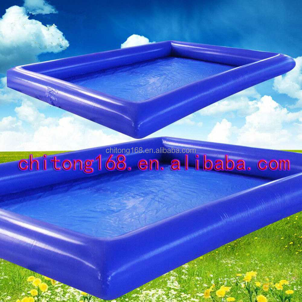 Hot selling giant inflatable swimming pool for fun buy for Giant swimming pool