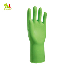 Skin Protection Top Glove Latex Gloves With Aloe Vera Kinetin