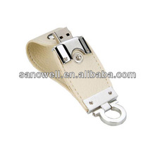 Wholesale 8GB Leather usb flash drive,leather usb,usb leather for gifts