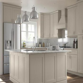 Wholesale shaker style white kitchen cabinet door