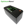 Solar System Using Lithium-ion Battery Pack 12V 100Ah for Sale
