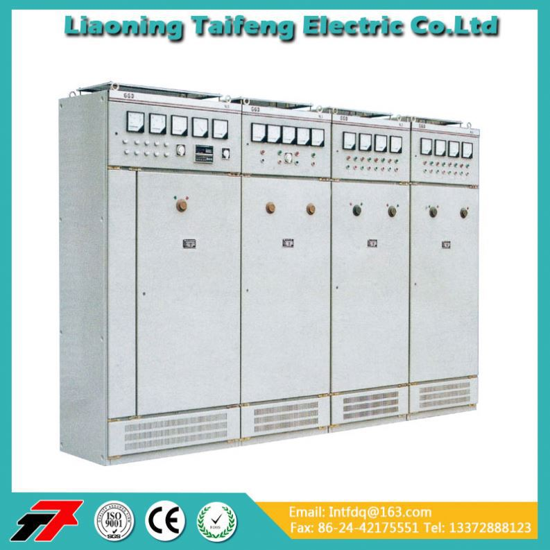 Eco-friendly 400kva cast resin 33kv switchgear