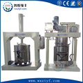 100L Hydraulic pressure extruder for paste,paint ,coating