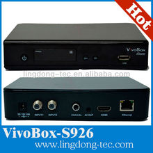 Azclass S926 / Vivo box S926 SKS IKS free for Nagra 3 better than azamerica s922
