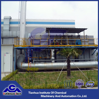 Regenerative Thermal Oxidizer - RTO for gas disposal design and manufacture