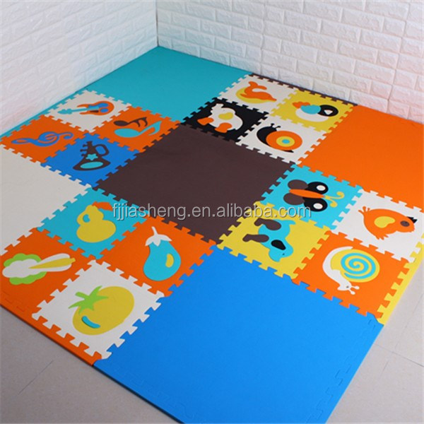 Best price baby changing toys eva foam material mat