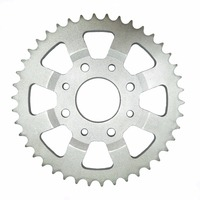 High-Quality Plate shape Steel Rear Motorcycle Sprocket #520 42T