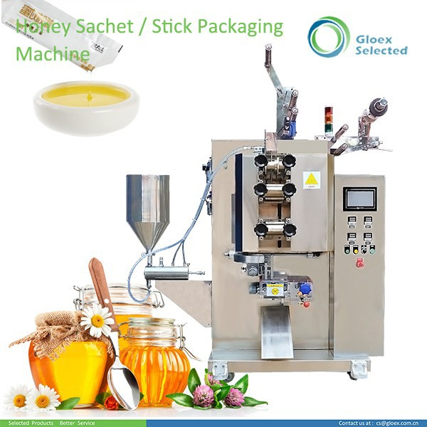 S Honey Stick Filling Machine