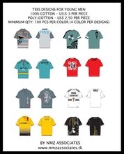 T-Shirts and polo shirts
