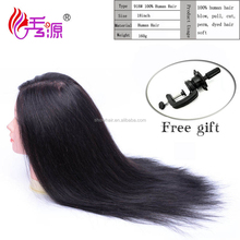many sizes 45cm beauty salon shower head with long hair,human hair distributors from China