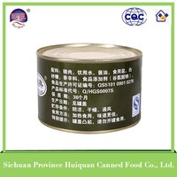 China wholesale merchandise canned foods name brand