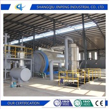 Cheap price used rubber tires recycling machines