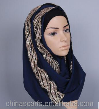 fashion new design hijab scarf
