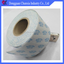 Heat seal paper desiccant packing non woven fabric