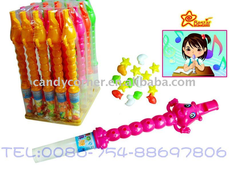 Flute Toy Candy