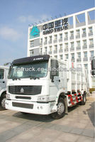 10M3 Refuse compactor garbage Truck