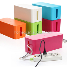 Hot sale plastic daily use multicoloured or custom design storage box