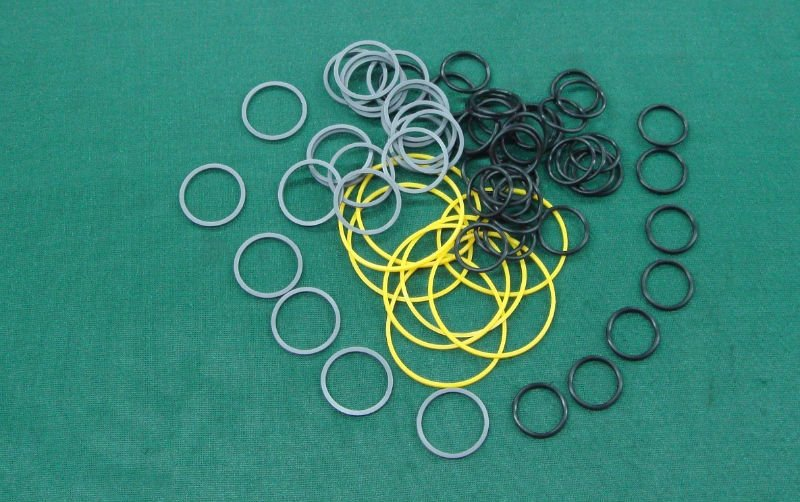 OEM high quality rubber silicone o ring