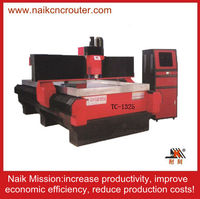 stone working cnc router/multi-head stone cnc router /mini stone cnc router TC-1325