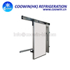 cold room sliding door cold storage room sliding door for fruit vegetable meat pork