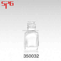 Novelties wholesale china 3ml personal care cosmetic glass essential oil bottle and glass jar