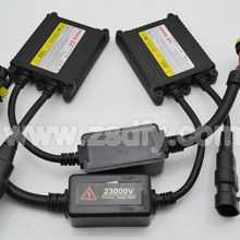 Manufacturer of Hottest 35w Slim Xenon HID Ballast, wholesale HID for car and motorcycle Xenon Headlights, Digital HID Ballast