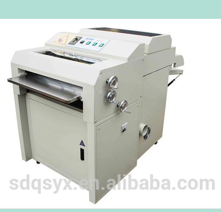 480 uv coating machine for album making on hot selling