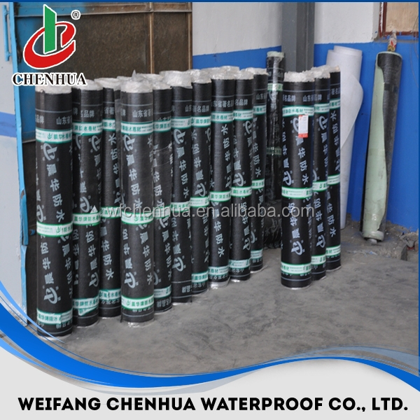 wholesalers china building roofing material polyester reinforced waterproofing membrane