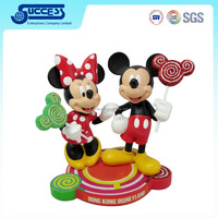 Mickey Mouse Candy Figurine