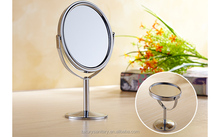 New coming hotel wall-mounted magnifying make up mirror