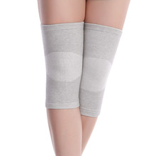 Wholesale Extended Protective bamboo knee cap sleeve