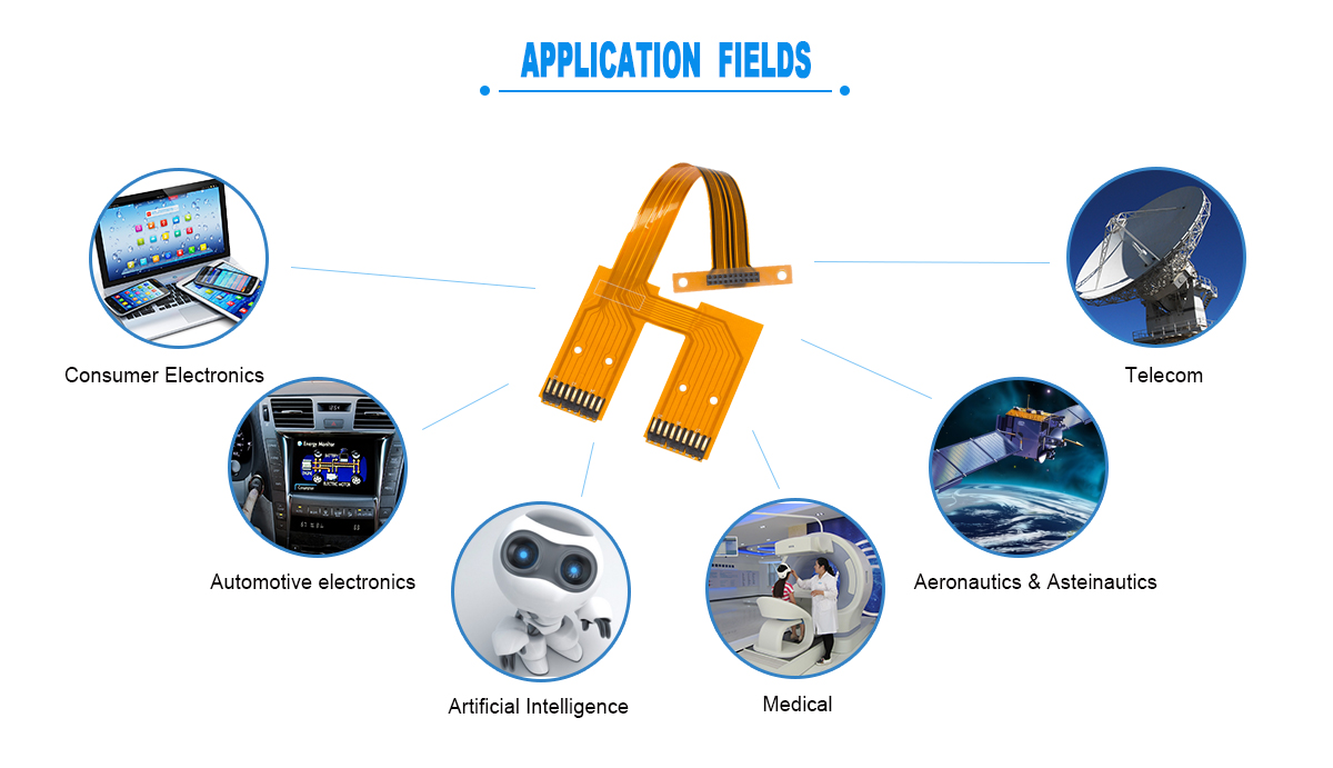 Small Flexible Printed Circuit Board Flex Pcb Camera Module Fpc Quality Laser Cutting Machines For