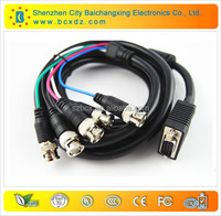 VGA to 5 BNC cable for monitor