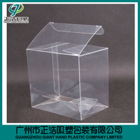 Clear Plastic Wedding Favor Box Pvc