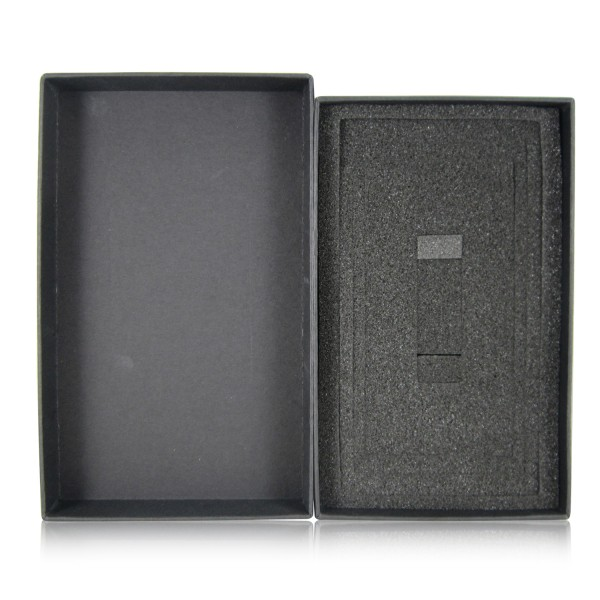 Spot black cover packaging for phone case ,Custom paper packaging box for iphone 5 / 6 / 6 plus