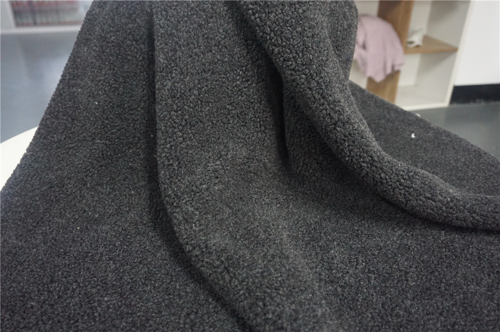 morden design and keep warm for sherpa velvet fabric