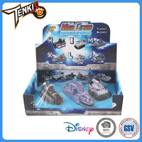 Preschool and Pretend Play funny chinese toy manufacturers deformation LETTER Naval Ship Kids toys