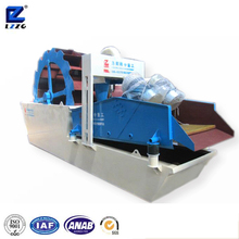 Hot sale high quality sand washing and recycling machine export to Russia from China plant