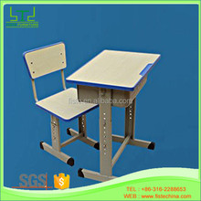 cheap metal school furniture and desk chair