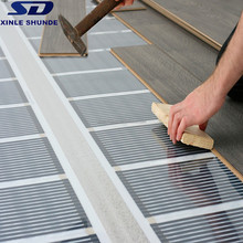 Electric Floor Heating Set Far Infrared Carbon Fiber Heating Film