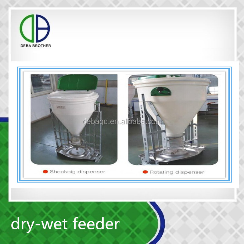 Automatic feeder for pig dry-wet feeder popular poultry equipment