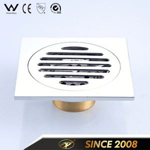 Factory competitive price high quality plastic floor drain
