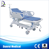 DR-306 CE Passed Movable Luxurious Emergency Patient Transfer Bed