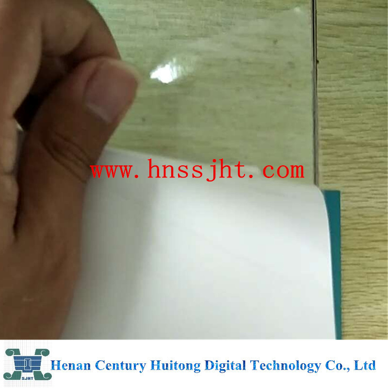 uv resistant protective clear gloss laminating film