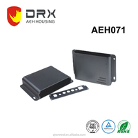 Aluminum Extruded Housing Box For Laptop Adaptor OEM Service