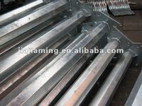 octagonal steel poles with specification