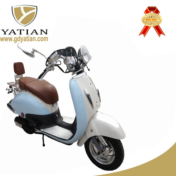 2016 hot sale vintage china 49cc gas scooter